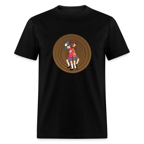 Mabel and Dipper - Men's T-Shirt