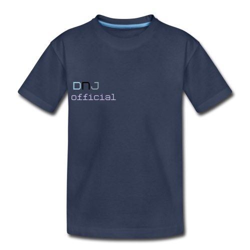 DnJ Official Shirt - Kids' Premium T-Shirt