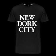 T-Shirts ~ Men's Premium T-Shirt ~ New Dork City