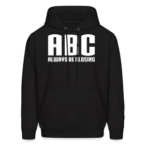 ABC - Always Be Closing - Men's Hoodie