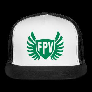 FPV Wings Trucker Hat - Trucker Cap