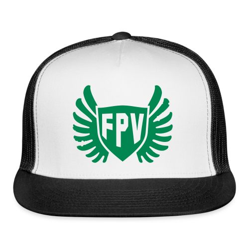 FPV Wings Trucker Hat - Trucker Cap