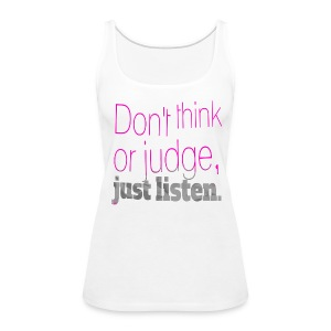 just listen quotes slogan
