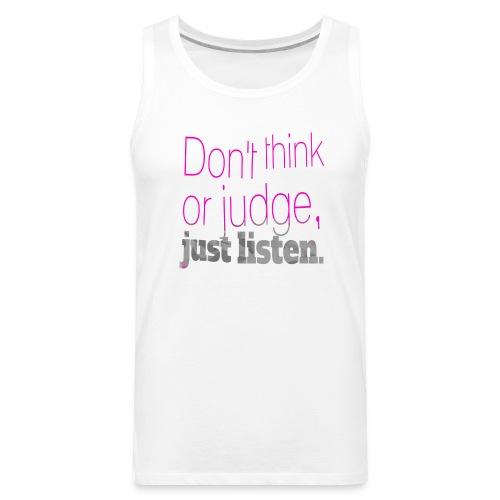 just listen quotes slogan
