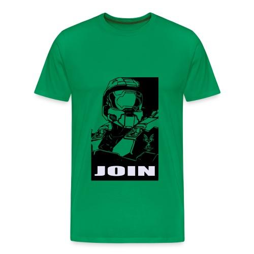Spartan Join - Men's Premium T-Shirt