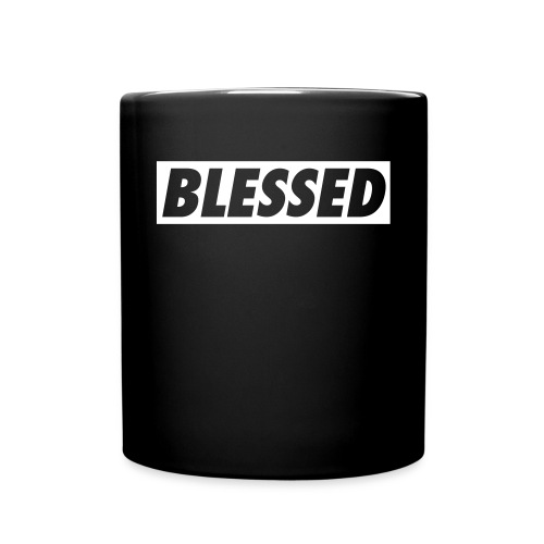 Blessed. - Full Color Mug