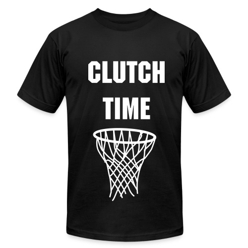 Clutch Time Shirt - Men's Fine Jersey T-Shirt