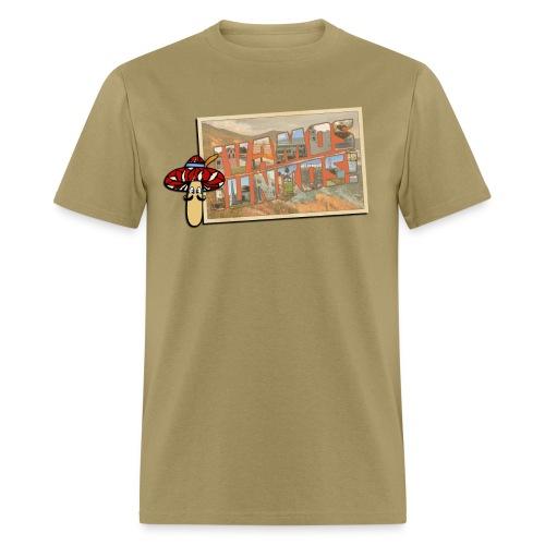 Vamos Juntos Postal - Men's T-Shirt