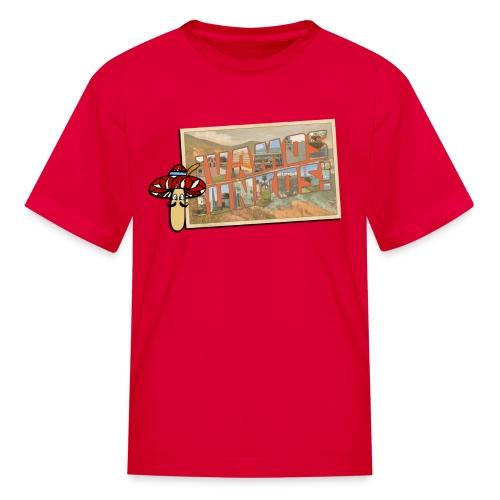 Vamos Juntos Postal - Kids' T-Shirt
