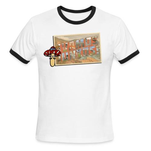 Vamos Juntos Postal - Men's Ringer T-Shirt