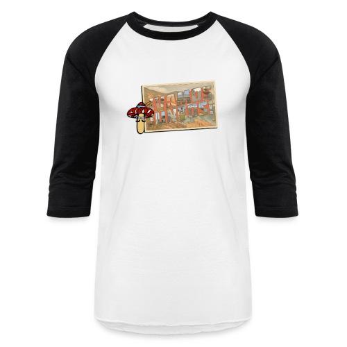 Vamos Juntos Postal - Baseball T-Shirt