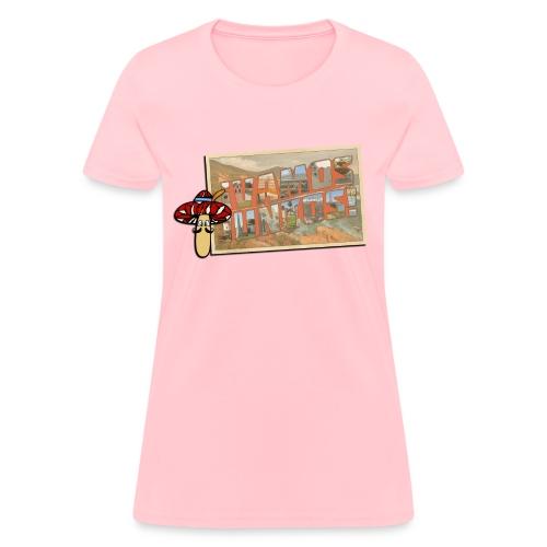 Vamos Juntos Postal - Women's T-Shirt