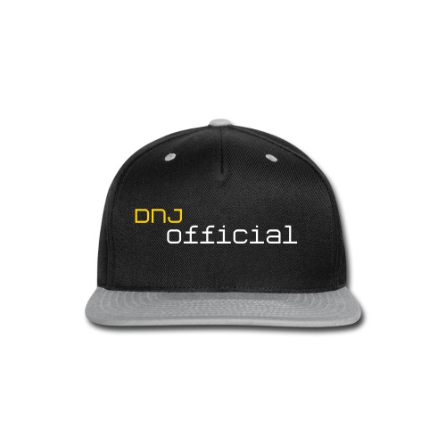 DnJ Official Hats - Snap-back Baseball Cap