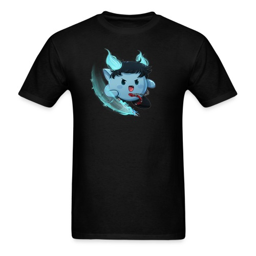 Rin Okumura Chibi Kirby Mens T-Shirt - Men's T-Shirt