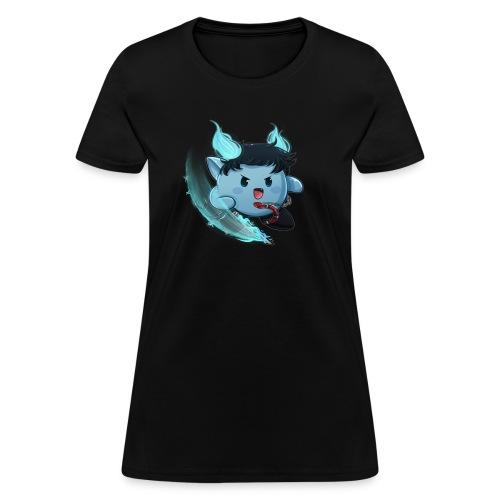 Rin Okumura Kirby Chibi Womens T-Shirt - Women's T-Shirt