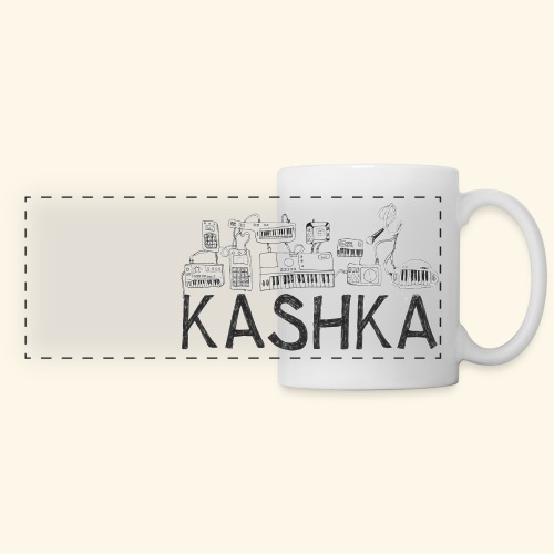 Limited edition KASHKA mug - Panoramic Mug