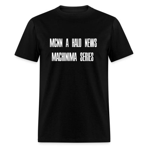 Offical MCNN Clean looking tshirt - Men's T-Shirt