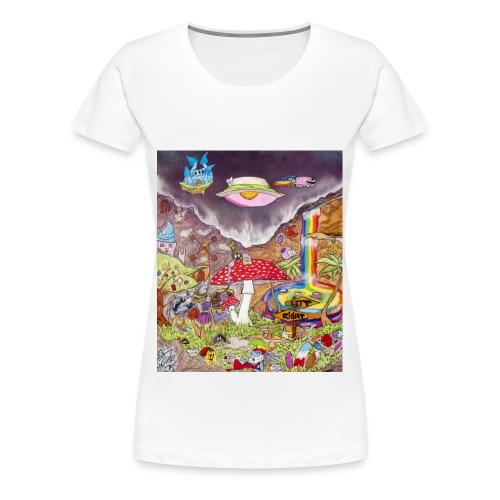 Trip One - Women's Premium T-Shirt
