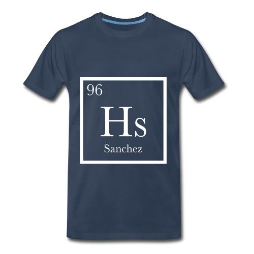 SANCHEZ CHEMISTRY - Men's Premium T-Shirt