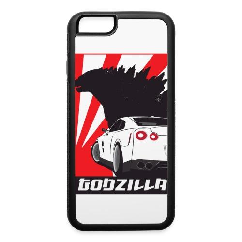 GTRGODZILLA phone case - iPhone 6/6s Rubber Case