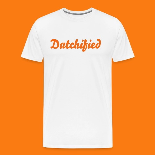Dutchified t-shirt - Men's Premium T-Shirt