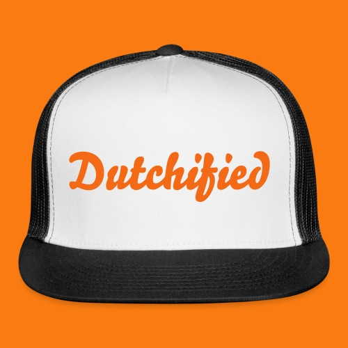Dutchified Cap - Trucker Cap