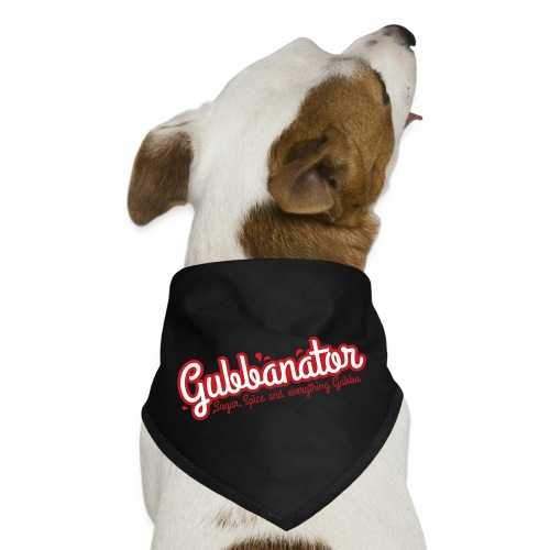 Gubbanator Dog Bandana - Dog Bandana