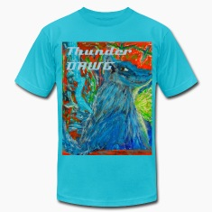 Thunder DAWG, Men's American Apparel T-shirt.