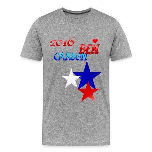 Ben For President - Men's Premium T-Shirt