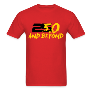 5.0 & Beyond Tee - Men's T-Shirt