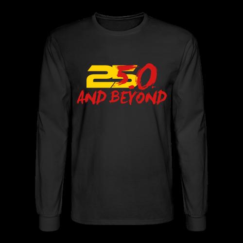 5.0 & Beyond Long Tee - Men's Long Sleeve T-Shirt