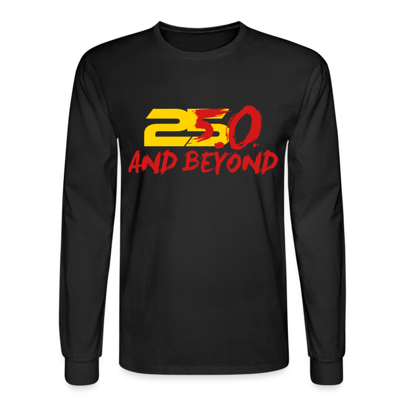 5.0 & Beyond Long Tee - Men's Long Sleeve T-Shirt