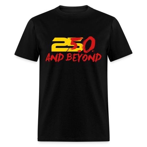 5.0 & Beyond Tee - Men's T-Shirt