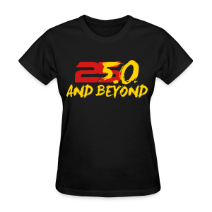 5.0 & Beyond Tee - Women's T-Shirt