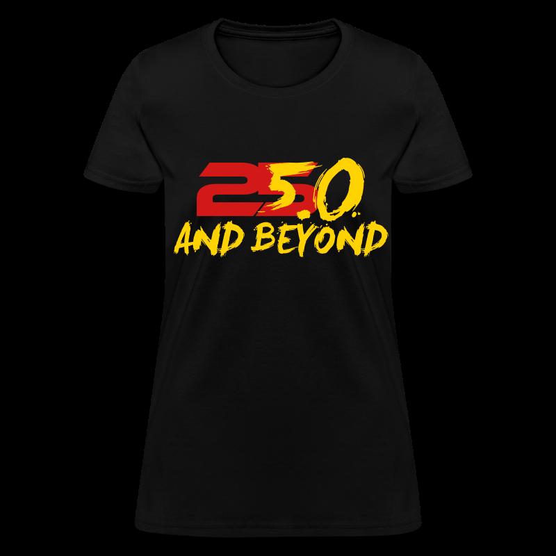5.0 & Beyond Tee - Women's T-Shirt
