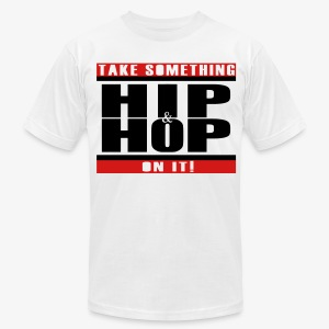 hip hop wear - Men's T-Shirt by American Apparel
