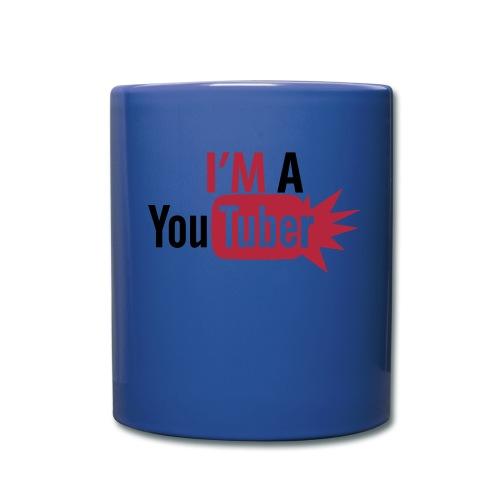 I'm a Youtuber Mug - Full Color Mug