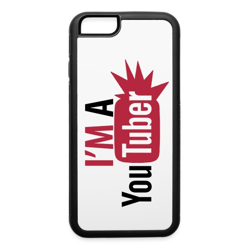 Iphone6 I'm a YouTuber Case - iPhone 6/6s Rubber Case