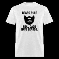 T-Shirts ~ Men's T-Shirt ~ Beard Rule #59