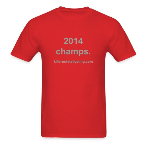 champs. - Men's T-Shirt