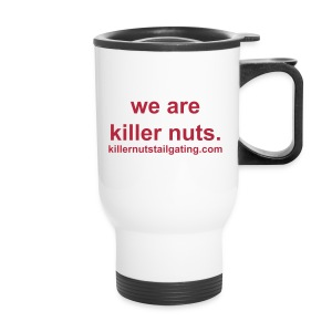 killer travel mug. - Travel Mug