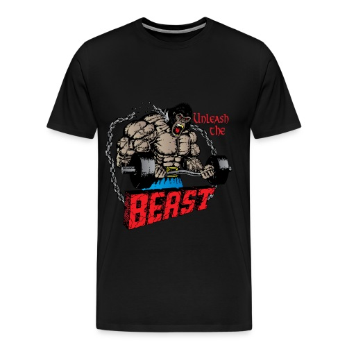 The Beast Tee - Men's Premium T-Shirt
