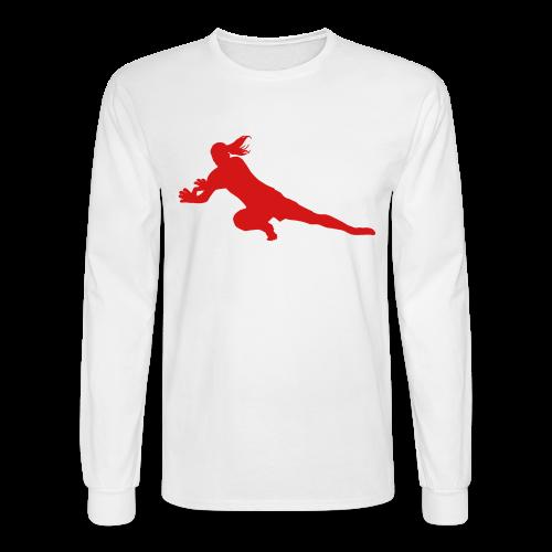 Keeper Logo Jersey Long Tee - Men's Long Sleeve T-Shirt