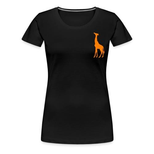 Giraffe Xederity W - Women's Premium T-Shirt