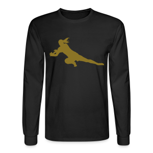 Keeper Logo Jersey Long Tee - Men's Long Sleeve T-Shirt