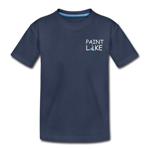 Kids' Premium T-Shirt Simple with Back Design - Kids' Premium T-Shirt