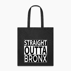 Straight Outta BRONX Bags & backpacks