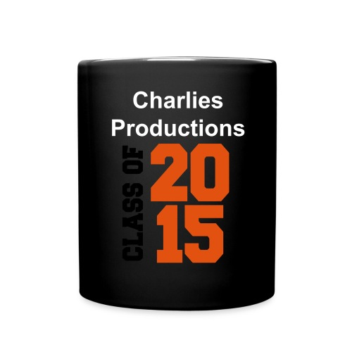 (BACK TO SCHOOL)- Charlies Productions School Mug - Full Color Mug