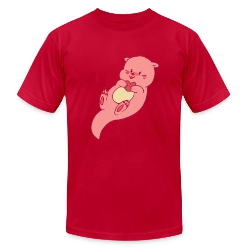 love otter - Men's  Jersey T-Shirt