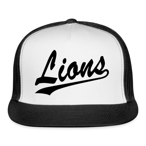 Lions Cap - Trucker Cap